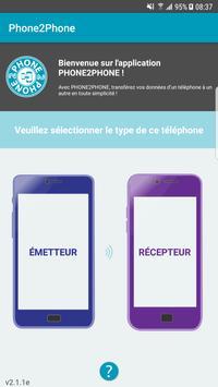 Phone2Phone poster