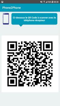 Phone2Phone screenshot 1