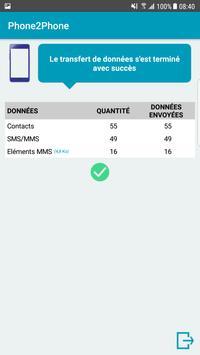 Phone2Phone screenshot 4