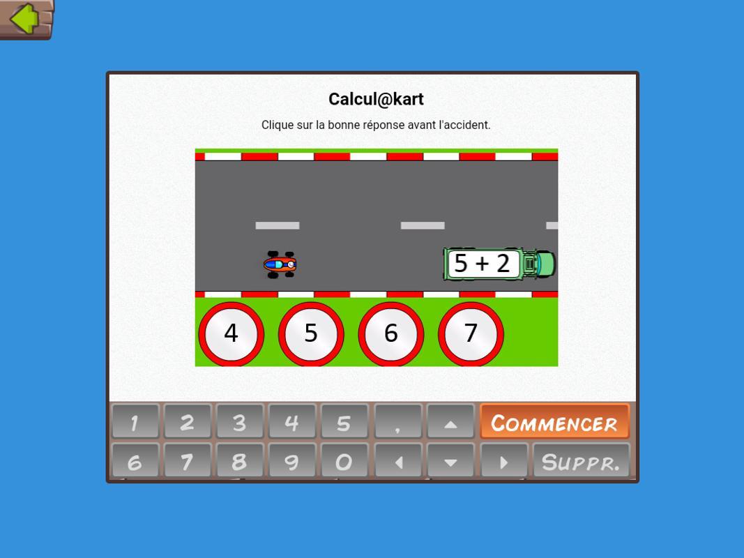 Calcul Tice Jeux Calcul Mental Apk Download Free