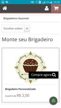 BRIGADEIRO com VC poster