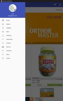 Saffronmusk screenshot 9