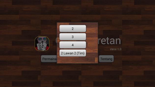 Gaple Coretan screenshot 5