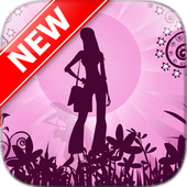 New Girly Wallpapers icon