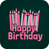 Cards: Birthday wishes & more icon