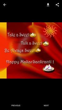 Happy Makar Sankranti GIF screenshot 4