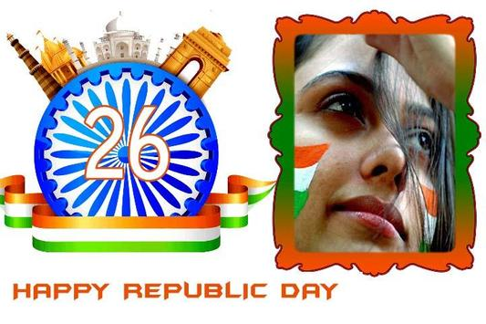 Republic Day Photo Frame screenshot 2