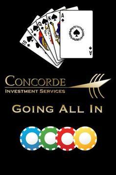 2013 Concorde Spring Conf. poster