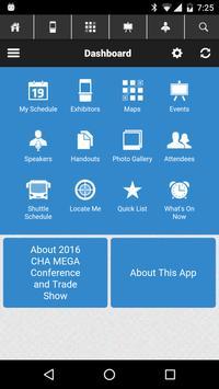 2016 CHA MEGA Show apk screenshot
