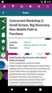 CHPA Conferences apk screenshot