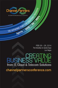 Spring '14 Channel Partners poster