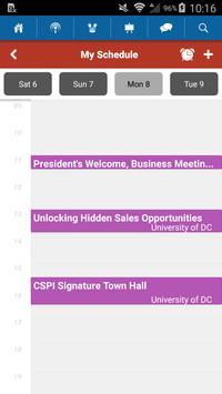 CSPI Events screenshot 5