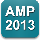 AMP 2013 Annual Meeting icon