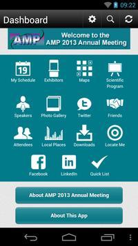 AMP 2013 Annual Meeting apk screenshot