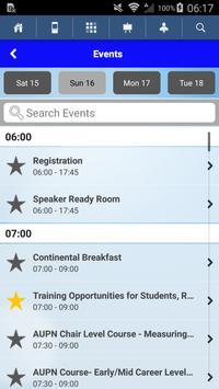 ANA Meetings apk screenshot