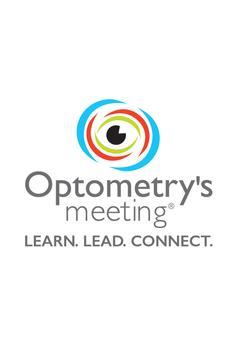 Optometry's Meeting poster