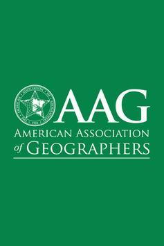 AAG Meetings poster