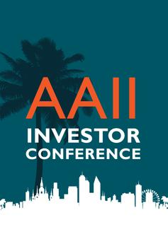 AAII Investor Conferences poster