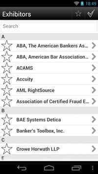 2013 ABA Money Laundering apk screenshot