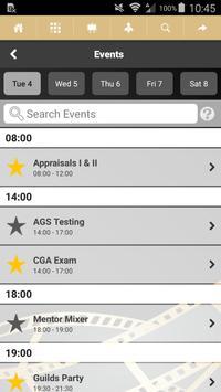 AGS Conclave apk screenshot
