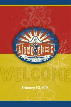 Alamo Classic Gymnastics poster