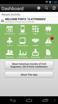 ASCE 2013 Ports Conference screenshot 1