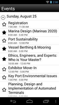 ASCE 2013 Ports Conference screenshot 3