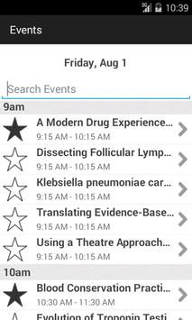 2014 ASCLS Annual Meeting apk screenshot