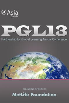 Global Learning Conference 13 poster