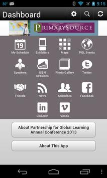 Global Learning Conference 13 apk screenshot
