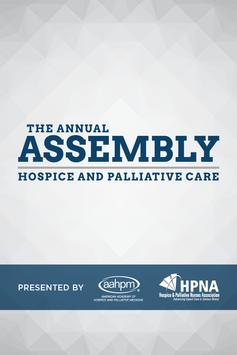The Annual Assembly poster