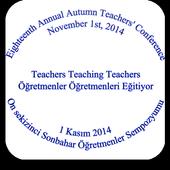 Sonbahar Öğretmenler 2014 icon