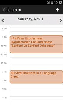 Sonbahar Öğretmenler 2014 screenshot 4