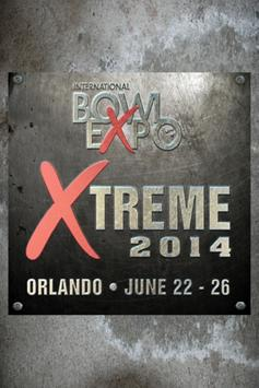 Bowl Expo 2014 poster
