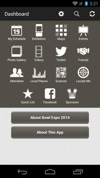 Bowl Expo 2014 apk screenshot