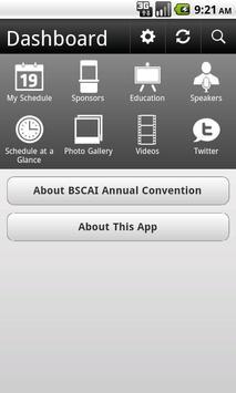 BSCAI Annual Convention apk screenshot