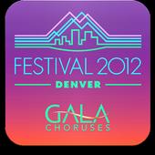 GALA Choruses Festival 2012 icon