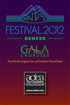 GALA Choruses Festival 2012 apk screenshot