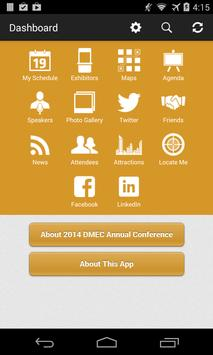 2014 DMEC Annual Conference screenshot 1