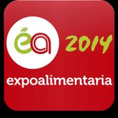 Expoalimentaria 2014 icon