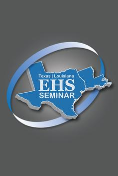 Texas & Louisiana EHS Seminar poster