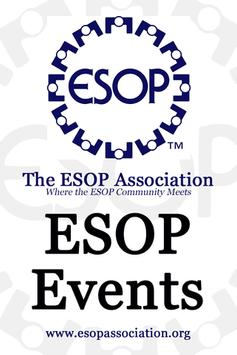 ESOP Events poster