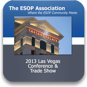 The 2013 ESOP Conference icon