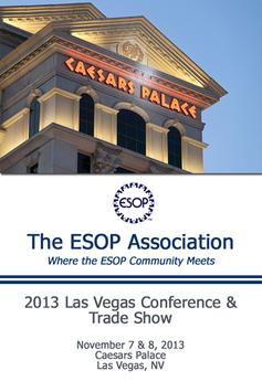 The 2013 ESOP Conference poster