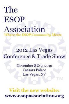 2012 ESOP Las Vegas Conference screenshot 1