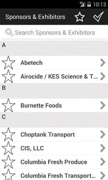 Food Sourcing & Operations '14 screenshot 2