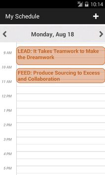 Food Sourcing & Operations '14 screenshot 4