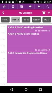AADA 2017 apk screenshot