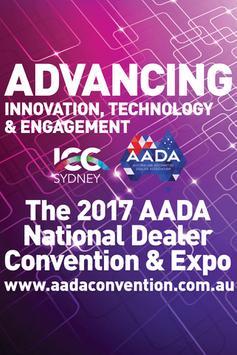 AADA 2017 poster