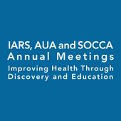 IARS AUA and SOCCA Meetings icon